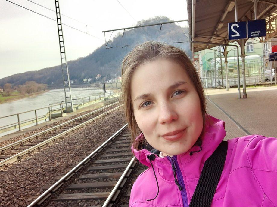 Поліна Чернишина - фото № 1