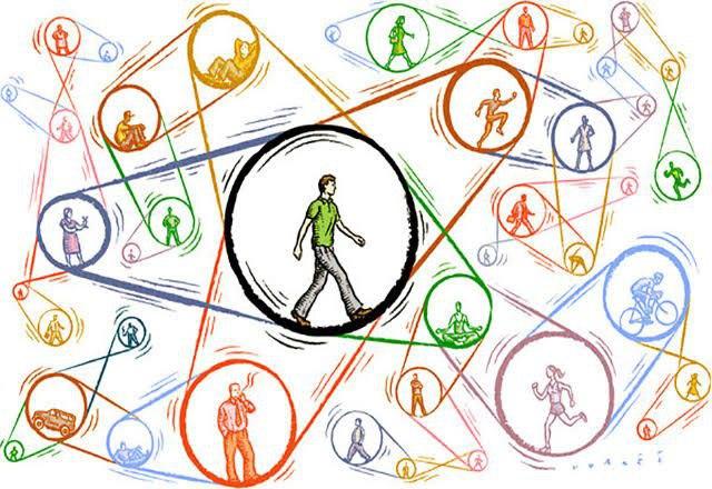 Ми то що ми робимо або як поведінка впливає на наш психологічний стан.