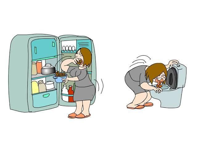 Розлади харчової поведінки - фото № 3