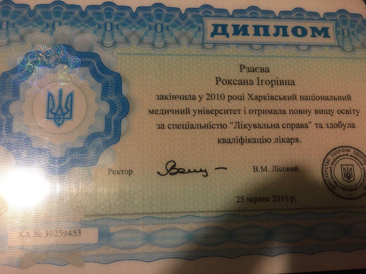 Рзаєва Роксана - фото № 5